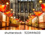 The Cologne Cathedral Christma...