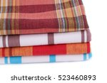 Stack Of Colorful Kitchen...