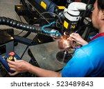 technical specialties and...   Shutterstock . vector #523489843