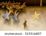 christmas stars  decoration for ...