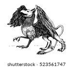 griffin.legendary creature....