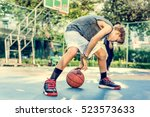 Basketball Athlete Sport Skill...