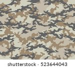 Fashionable Camouflage Pattern...