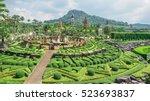 pattaya thailand   november 26... | Shutterstock . vector #523693837