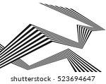 vector abstract background....   Shutterstock .eps vector #523694647