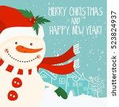 cartoon illustration for...   Shutterstock .eps vector #523824937