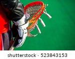 lacrosse   american teamsports... | Shutterstock . vector #523843153
