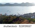 palawan  ph   nov. 27  ... | Shutterstock . vector #523959037