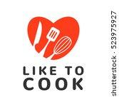 food studio vector logo...   Shutterstock .eps vector #523975927