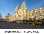 natural history museum of... | Shutterstock . vector #523975933