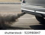 air pollution from vehicle...