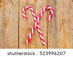 sweet traditional christmas... | Shutterstock . vector #523996207