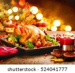 Christmas Turkey Dinner....