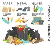 Garbage Sorting Food Waste ...