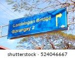palawan  ph   nov. 27   street... | Shutterstock . vector #524046667