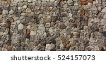 stone wall for background or... | Shutterstock . vector #524157073