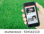 bangkok  thailand . nov 28 ... | Shutterstock . vector #524162113