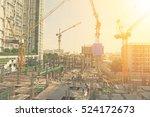 construction site  | Shutterstock . vector #524172673