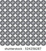 seamless vintage pattern vector   Shutterstock .eps vector #524258287