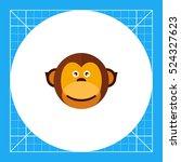 Marmoset Head Icon