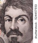 Caravaggio Face On 100000...