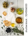 Olive Oil With  Bread And...
