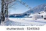 Romantic Winterlandscape