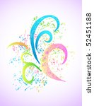 vector  abstract background | Shutterstock .eps vector #52451188
