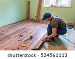 worker  master  install the... | Shutterstock . vector #524561113
