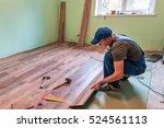 worker  master  install the... | Shutterstock . vector #524561113
