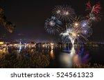 Fireworks Riva Del Garda
