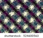 horizontal abstract background... | Shutterstock . vector #524600563