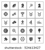 game icons | Shutterstock .eps vector #524613427