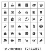 sale icons | Shutterstock .eps vector #524613517