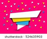 sale super sale big sale... | Shutterstock . vector #524635903