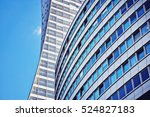 modern building.modern office... | Shutterstock . vector #524827183