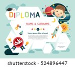 Certificate Kids Diploma ...
