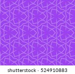 abstract seamless geometries... | Shutterstock .eps vector #524910883