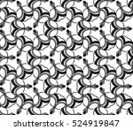 abstract seamless geometries... | Shutterstock .eps vector #524919847