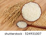 rice and rice | Shutterstock . vector #524931007