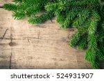 Christmas Green Pine Fir Spruc...