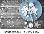 Christmas Dinner Plate...