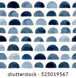 hand painted seamless pattern....   Shutterstock . vector #525019567