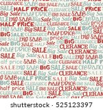 sale background | Shutterstock .eps vector #525123397