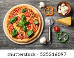 Delicious Pizza With...