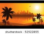 summer background   Shutterstock .eps vector #52522855