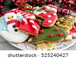 Baked Christmas Cookies