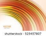 vector. abstract smooth... | Shutterstock .eps vector #525457807