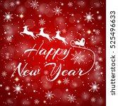 Happy New 2017 Year. Holiday....