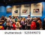 leavesden uk   26 oct 2015 ... | Shutterstock . vector #525549073